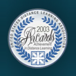 from the U.S. Distance Learning Association.