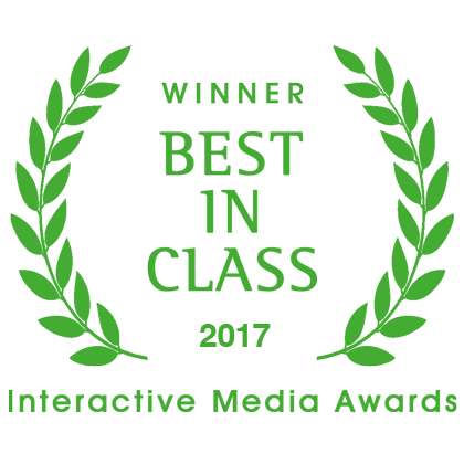Interactive Media Awards™ selects Oil & Gas Industry Overview as Best in Class.
